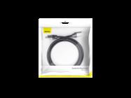 Baseus Enjoyment HDMI-HDMI cable 1.0m 4K dark gray box