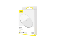 Baseus inuction charger Simple Qi EPP 15W white box