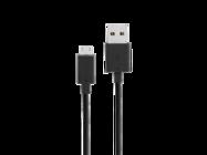 CA-190 Nokia cable micro USB black bulk