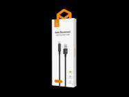 CA-4602 Mcdodo cable USB King Lightning 1,8m black box