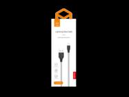 CA-5151 Mcdodo cable USB Warrior Lightning 1,2m gray box