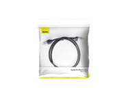 CAKSX-H0G Baseus Enjoyment DP-HDMI 4K cable 1,0 m dark-gray