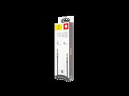 CAM30-BS1 Baseus audio cable Yiven M30 1m 3.5mm-3.5mm mini-jack silver-black box