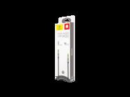 CAM30-CS1 Baseus audio cable Yiven M30 1.5m 3.5mm-3.5mm mini-jack silver-black box