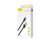CATKC-A01 Double Fast Baseus cable type-c 1m 5A black box