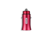CC15 XO car charger 2USB 2.1A red box