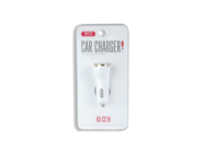 CC19 XO car charger 2USB 2,4A white box