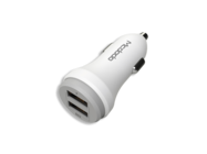 CC-3830 Mcdodo Pudding 2USB 2.4A car charger white box