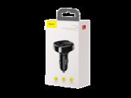 CCALL-TM01 Baseus transmiter FM T-Type Standard Edition Bluetooth MP3 car charger black box