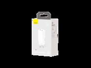 CCGAN2L-E02 Baseus GaN2 Lite charger 2USB 2xPD USB-C 65W white box