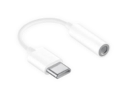 CM20 HUAWEI adapter Jack 3.5mm - USB Typ-C white nologo bulk