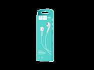 DENMEN universal headphones DR01 JACK 3.5 white box