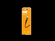 DENMEN usb cable type-c 1M D02T black box