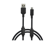 EC450 Sony cable USB black bulk