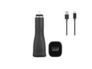 ECA-P10XBE Samsung car charger black bulk + cable ECB-DU5ABE