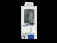 ECB-DU4EBE Samsung cable USB black retail pack plastic