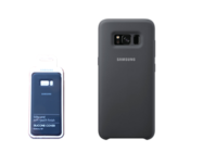 EF-PG955TS Samsung Silicone Cover S8 Plus G955 gray retail