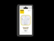 EP1 Joyroom headset 3,5mm jack Ben series white box