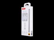 EP7 XO Wired headphones 3.5mm jack white box