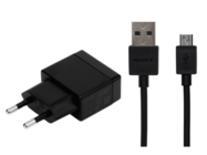 EP880 Sony Charger black bulk + cable EC 803