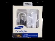 EP-LN915U Samsung Car Charger white box + ECB-DU4EWE cable
