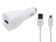 EP-LN915U Samsung car charger white bulk + DU4EWE cable