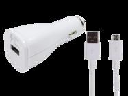 EP-LN915U Samsung car charger white bulk + ECB-DU4EWE cable