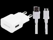 EP-TA10EWE Samsung charger white bulk + ECB-DU4AWE cable