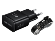 EP-TA20EBE Samsung carger black bulk + ECB-DU4EBE cable plastic
