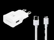 EP-TA20EWE Samsung charger white bulk + cable DG925UWE