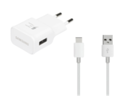 EP-TA20EWE Samsung charger white bulk + cable EP-DN930CWE