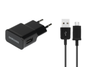 ETA-U90EBE Samsung charger black bulk + cable ECB-DU4EBE