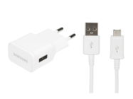 ETA-U90EWE Samsung charger white bulk + cable ECB-DU4EWE