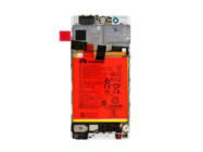 EVA-L09 LCD Huawei P9 silver + battery 02350RRY