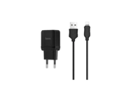 HOCO C22A 1USB 2.4A wall charger + lightning black box USB cable