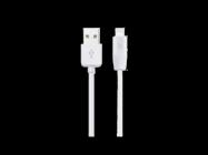 HOCO USB cable Rapid X1 lightning 2szt 1m white box