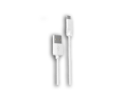 HOCOl USB cable Rapid X1 microUSB 1m white box