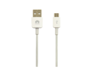 HUAWEI cable microUSB 2.0A white bulk