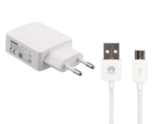 HW-050200E3W Huawei charger white bulk + cable micro USB