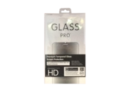 iPhone XS Max (6,5) tempered glass 0.3mm plastic