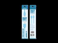 JR-S118 Joyroom microUSB cable 1m blue box