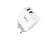 L31 XO charger 2xUSB 2.4A white box