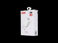 L35D XO charger 2xUSB 2,1A white box