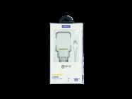 L-Q18Z Joyroom white box charger + microUSB cable