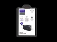 L-QP183 Joyroom charger USB-C 18W black box + Typ-C cable