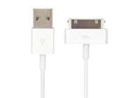 MA591G/A iPhone USB cable white bulk