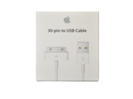 MA591ZM/A iPhone 30-pin cable white box