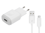 MCS-04ED LG charger white bulk + cable