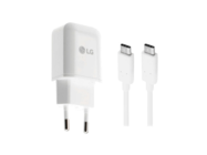 MCS-N04ER LG charger 3A white bulk + Type-C EAD63687001/2 cable