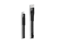 NB127 XO Micro cable 1.2m 2.1A black box